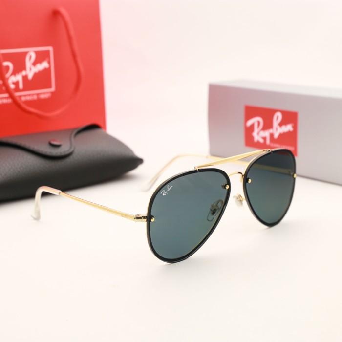 Round Frame Polarized Aviator Sunglasses