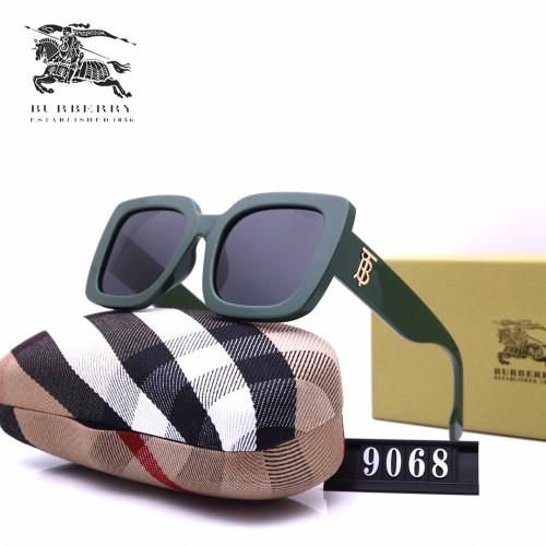 All-match Large Frame Polarized Sunglasses
