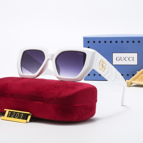 Fashion Big Logo HD Sunglasses