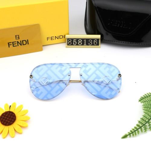 Leisure One-Piece High-definition Sunglasses