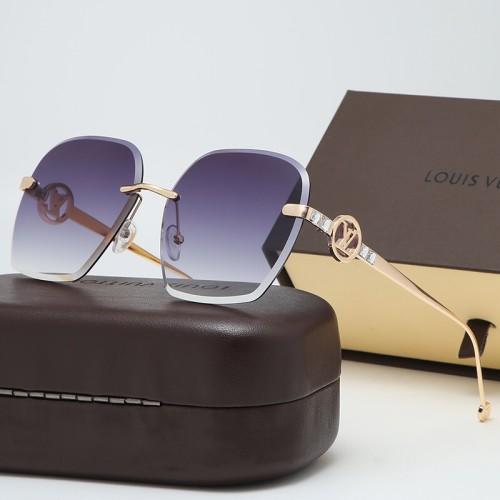 Ocean Series Lens HD Frameless Sunglasses