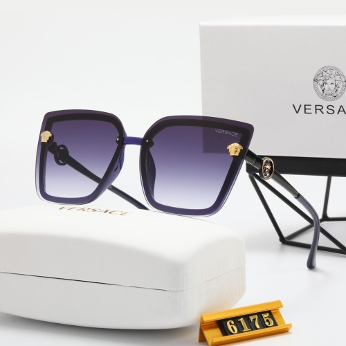 Fashion Superimposed Frame Sunglasses