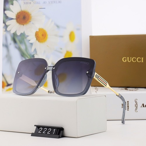 Fashion Big Frame Polarized Sunglasses