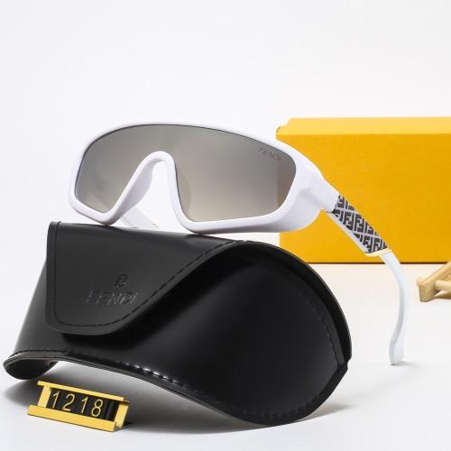 Personality One Piece Polarized Sunglasses