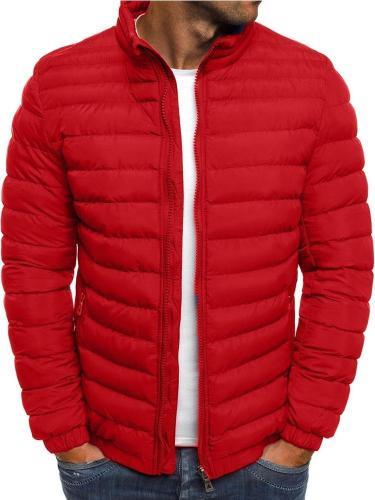 Men's Puffer Bubble Down Coat Jacket Winter Lightweight Outwear Jacket