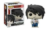 Funko POP Death Note L and L(with cake) RYUK action Figure