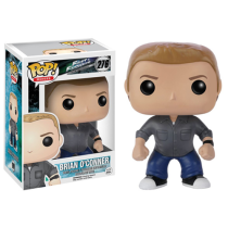 Funko Pop! Movies: Fast & Furious-Brian O'Conner #276 Vaulted Vinyl Figure