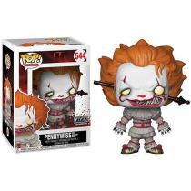 Funko Pop IT with Wrought Iron Pennywise #544Vinyl Figure 544 Released 2018