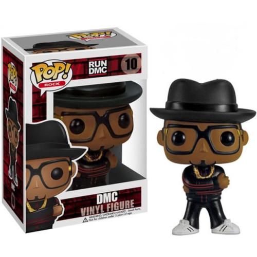 Funko POP JAM MASTER JAY #09 #10 #11 ROCK RUN DMC Vinyl Figure