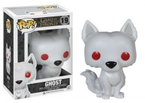 FUNKO POP Game of Thrones Ghost #19 Vinyl Figure