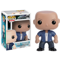 Funko Pop Movies: Fast & Furious Dom Toretto 275 Action Figure
