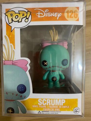 Funko POP Disney: Lilo & Stitch - Scrump 126 Vinyl Figure