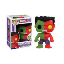FUNKO POP! MARVEL COMPOUND HULK TOY ANXIETY EXCLUSIVE VAULTED/RETIRED #39