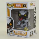 Funko Pop Marvel Anti-Venom Glow in the Dark #100 Exclusive Vinyl Figure