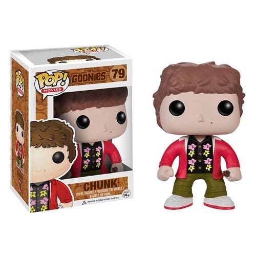 Funko Pop The Goonies Chunk 79 VAULTED/RETIRED