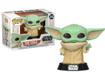 Funko Pop Star Wars The Mandalorian Baby Yoda Child Figure 368 IN HAND