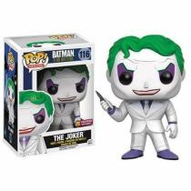 Funko Pop! The Joker White Suit from Dark Knight Returns #116 PX Exclusive