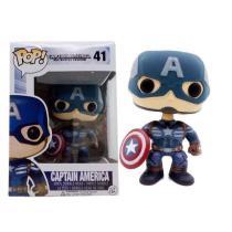 Funko Pop Marvel Captain America #41 Vinyl Figure