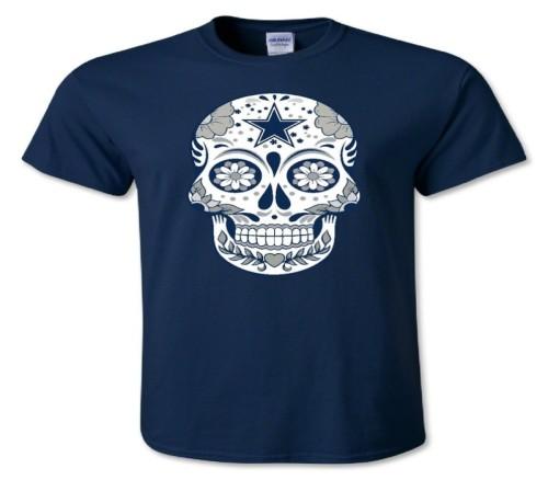 Sugar skull shirt