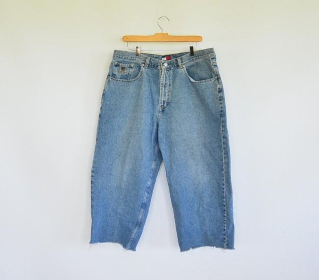 Men's huge style jeans