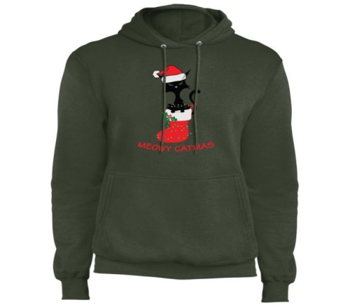 Woolen hoodie