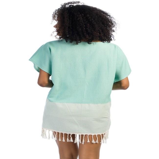 Cotton tunic pajamas