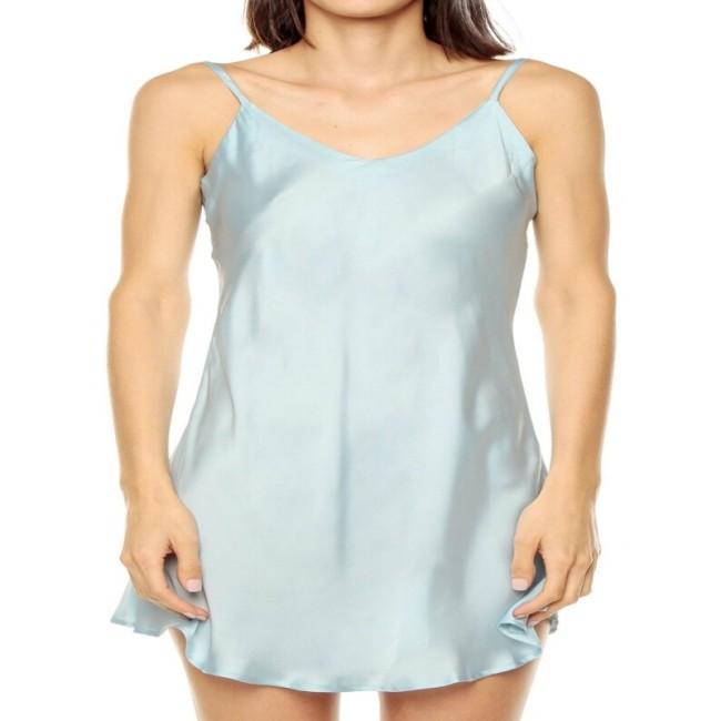 Doll blue pajamas
