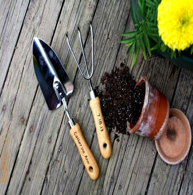 Personalized garden toolset