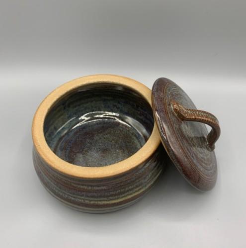 Hand Made Ceramic Casserole