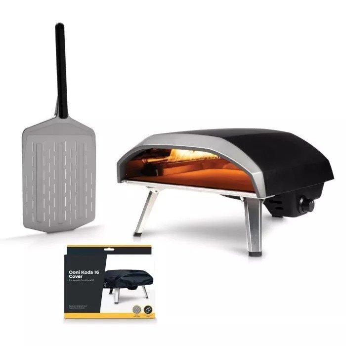 Koda 16 Pizza Oven Bundle(Give Away Cast Iron Grizzler Pan)