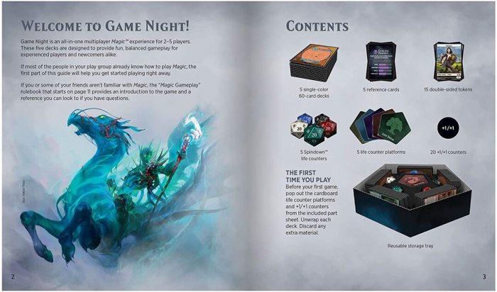 Magic: The Gathering Magic Game Night