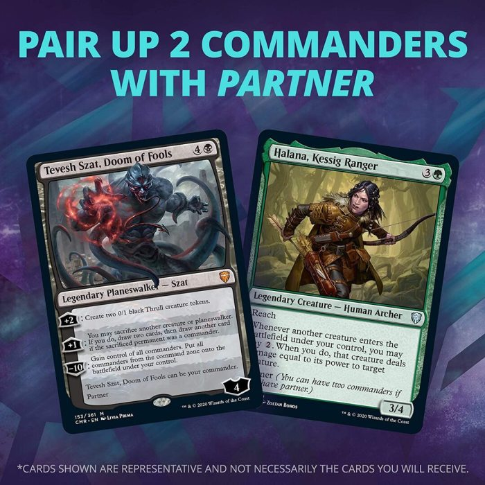 Magic: The Gathering Commander Legends Draft Booster Box | 24 Booster Packs
