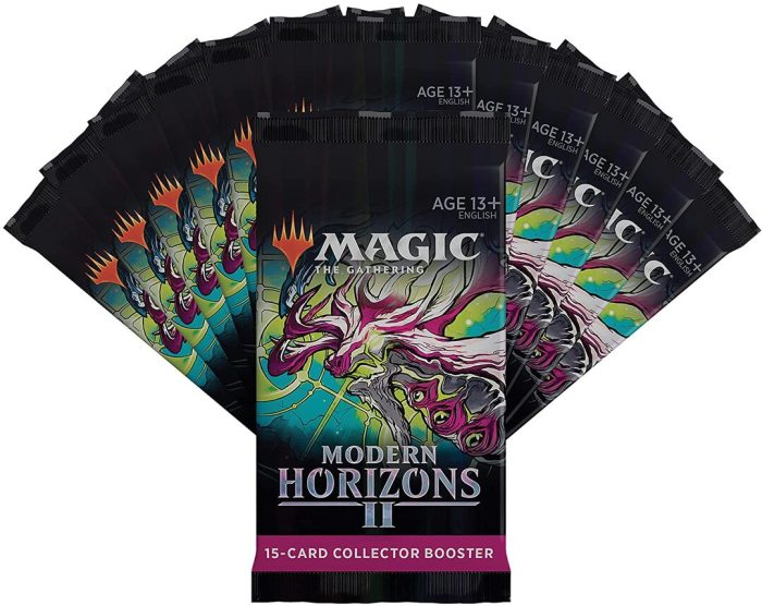 Magic: The Gathering Modern Horizons 2 Collector Booster Box   12 Packs