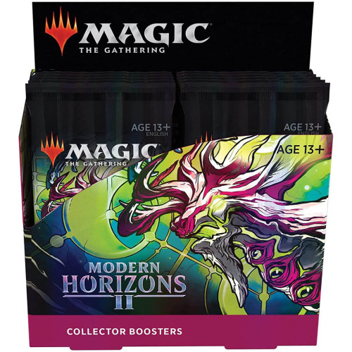 Magic: The Gathering Modern Horizons 2 Collector Booster Box | 12 Packs