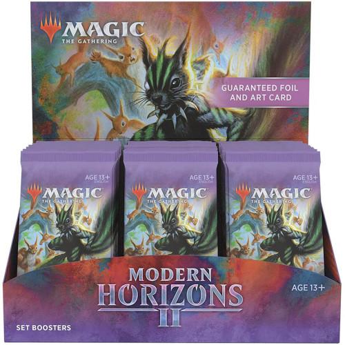 Magic: The Gathering Modern Horizons 2 Set Booster Box