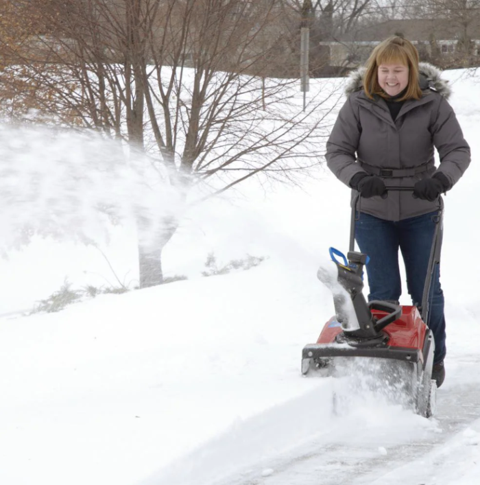 Power Clear 518 ZR 18 in. 99cc Single-Stage Gas Snow Blower(Sold Out)