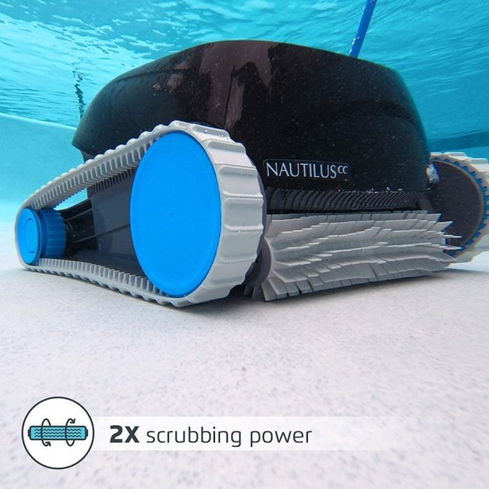 DOLPHIN Nautilus CC Robotic Pool [Vacuum] Cleaner