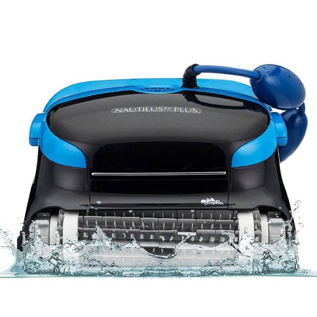 Dolphin Nautilus CC Plus Robotic Pool [Vacuum] Cleaner