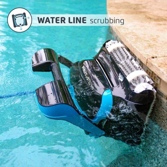 DOLPHIN Nautilus CC Supreme WiFi Operated Robotic Pool [Vacuum] Cleaner
