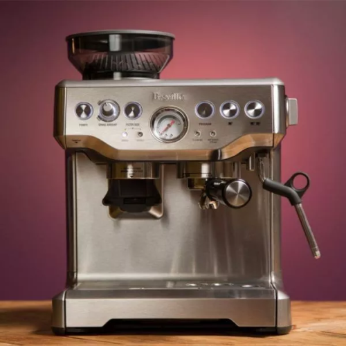 BES870XL Express Espresso Machine (Clearance Sale Last 130pcs)