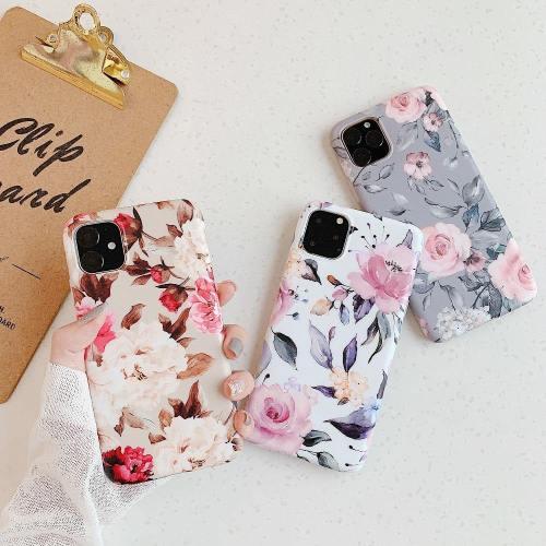 Vintage Rose Flower Phone Case