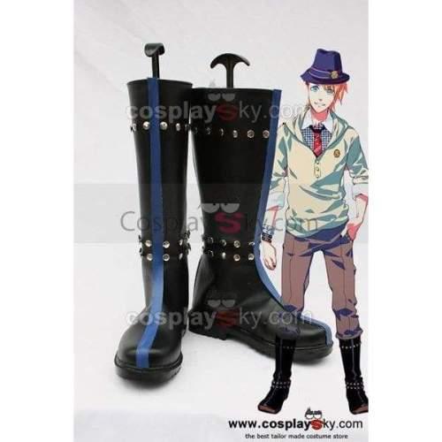 Uta No Prince-Sama Kurusu Shou Cosplay Boots Shoes