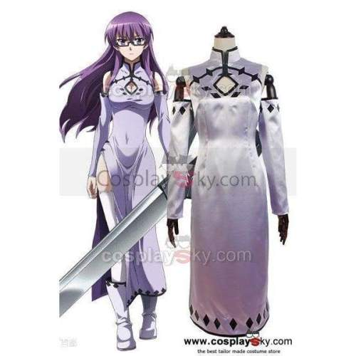 Akame Ga Kill! Night Raid Sheele Cosplay Costume