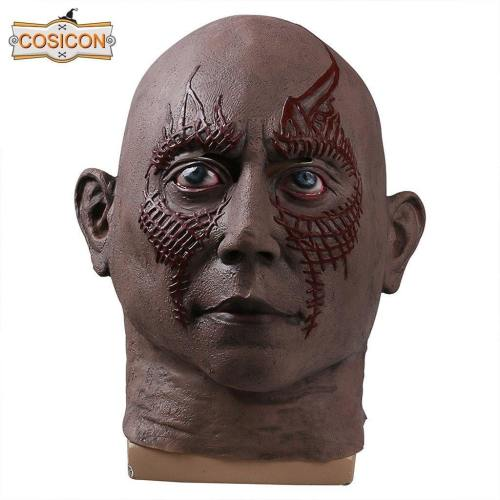 Guardians Of The Galaxy 2  Drax The Destroyer Cosplay Mask
