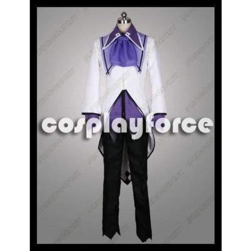 Puella Magi Madoka Magica Homura Akemi Male Cosplay Costume