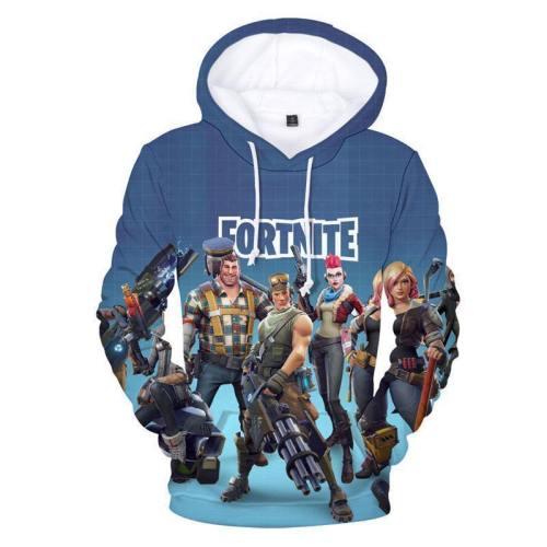 Fortnite 3D Print Sweatshirt Youth Hoodie