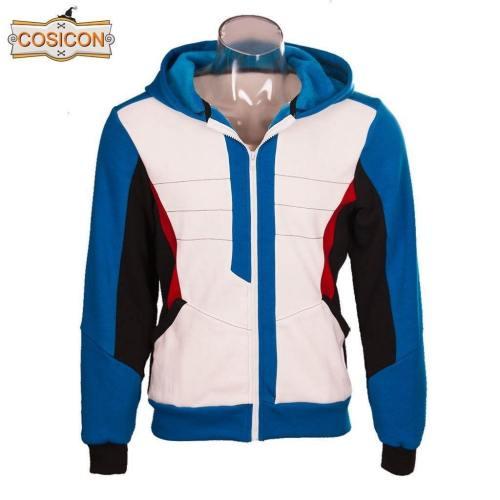 Game Overwatch 76 Soldier Cosplay  Jacket Sweatshirt Hoodie Coat