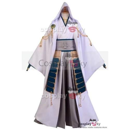 Touken Ranbu Tsurumaru Kuninaga Uniform Cosplay Costume(Not Includes Armor)
