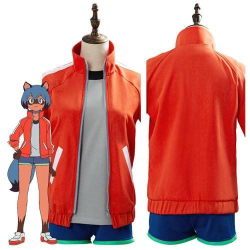 Bna Brand New Animal Kagemori Michiru Cosplay Costume