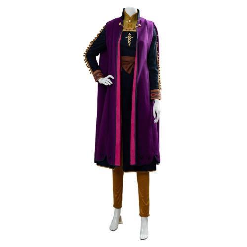 Frozen 2 Anna Dress Cosplay Costume